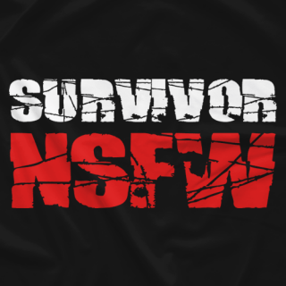 Survivor NSFW (Black)