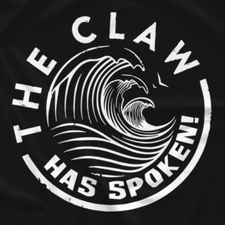 The Claw Has Spoken - Black