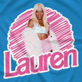 Lauren Barbie (Available in 2 Colors!)