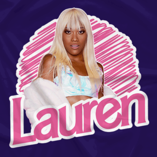 Lauren Barbie Close Up (Available in 2 Colors!)