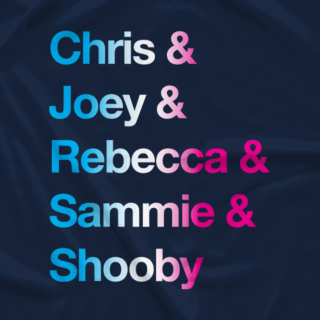 Circle 5 (Shooby) (Available in 2 Colors!)