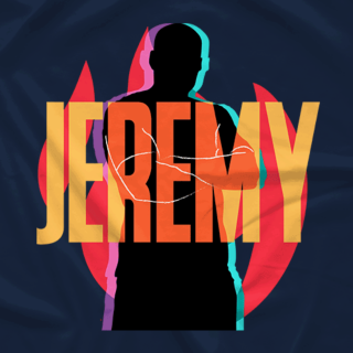 Jeremy (Available in 2 Colors!)