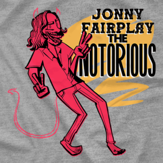 Notorious JFP (Available in 2 Colors!)