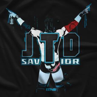 JT Dunn Save Us JT T-shirt