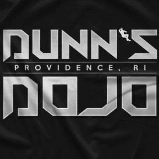 JT Dunn Dunn's Dojo T-shirt