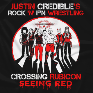 Justin F'N Credible T-shirt