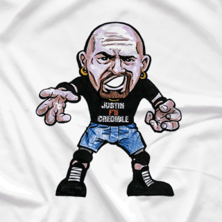 Justin Credible Cartoon