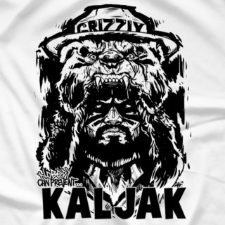 You can't prevent Grizzly Kal Jak!