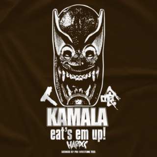 Kamala Eat's Em Up! HardCC