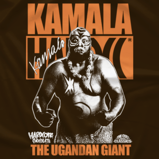 Kamala The Ugandan Giant HardCC