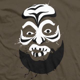 Kamala Splatter T-shirt