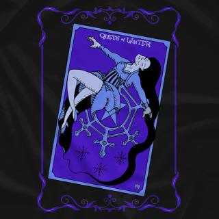 Queen of Winter / Tarot
