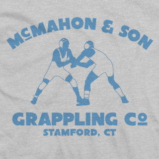 McMahon and Son Grappling