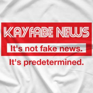 It's Not Fake News T-shirt
