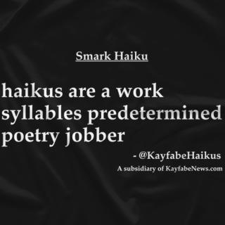 Smark Haiku