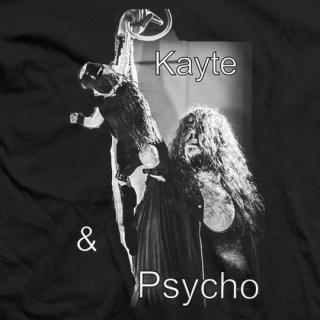 Kayte and Psycho