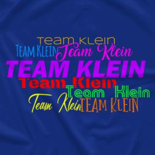 Team Klein Multicolor