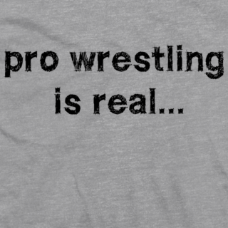 Ken Anderson Pro Wrestling Is Real... T-shirt