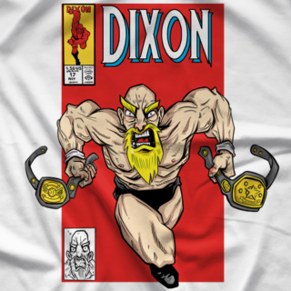 Ken Dixon The Marvel T-shirt