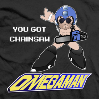 Kenny Omega Omegaman T-shirt