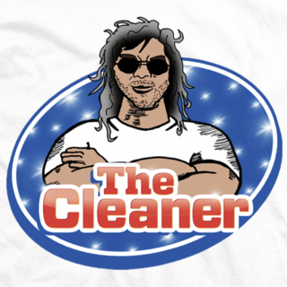 Kenny Omega Mr. Cleaner T-shirt