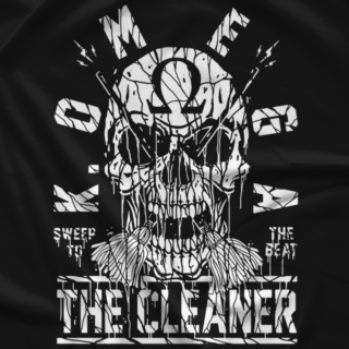Kenny Omega Sweep To The Beat T-shirt