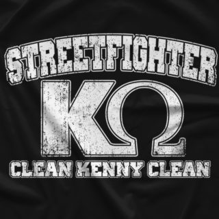 Kenny Omega Clean Kenny Clean T-shirt