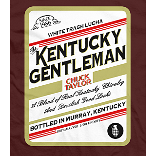 Kentucky Gentleman T-shirt