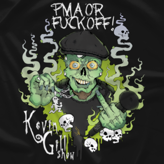 PMA OR FUCK OFF ZOMBIE KG