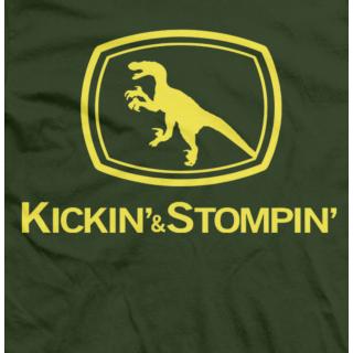 Kickin' N Stompin'