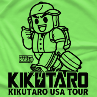 kikutaro USA Tour