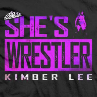 She's A Wrestler