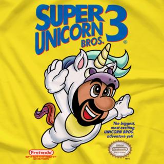 Super Unicorn Bros