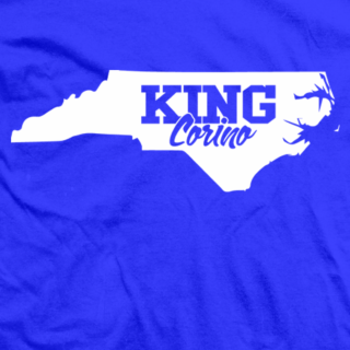Steve Corino KING T-shirt