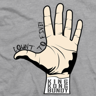 King Kong Bundy T-shirt