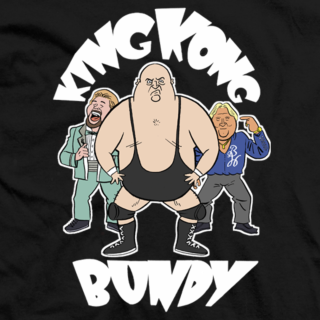 Bundy's Managers T-shirt