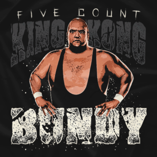 King Kong Bundy Retro