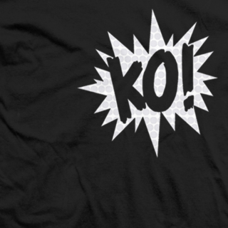 Chris Hero KO! Burst T-shirt
