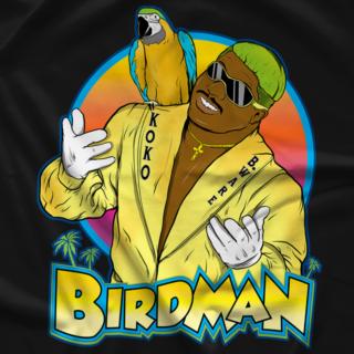 Koko B Ware Birdman T-shirt