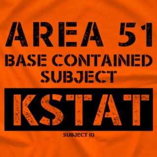 Area 51 Jail Shirt (Double-Sided)