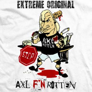 Axl Rotten Toon