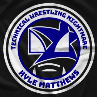 Technical Wrestling Nightmare T-shirt