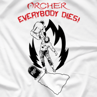 Everybody dies Archer