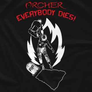 Everybody dies Archer 2