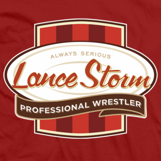Lance Storm Horton's T-shirt