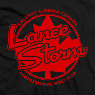 Lance Storm Roundel T-shirt