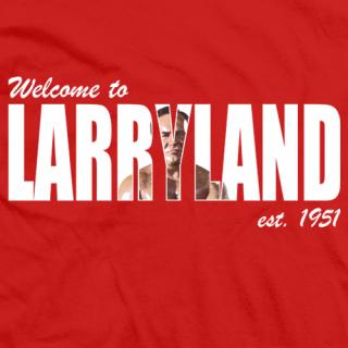 Larry Zbysko Larryland T-shirt