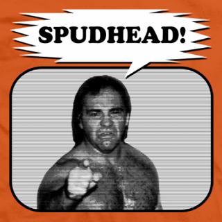 Larry Zbysko Spudhead T-shirt