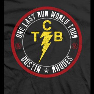 One Last Run World Tour T-shirt