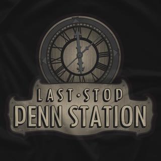 Last Stop Penn Station tee-shirt (full color)